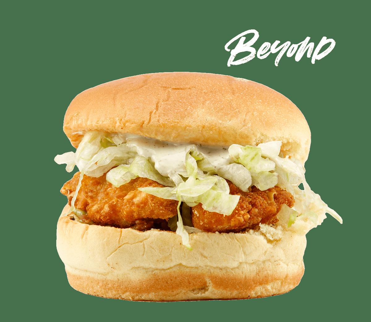 Chicken Beyond